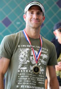 Brandon Nichols, RD, CSSD, USAT Level I