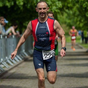 Steven Moody 2017 Triathlon Ireland Coach of the year