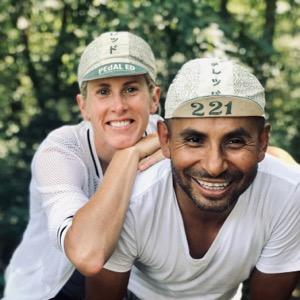 Scotti and Ernie Lechuga